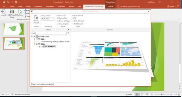 Welcome to PowerBI Tiles Desktop Pro